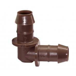 Joelho para Tubo Dripline 17mm - XFDELBOW